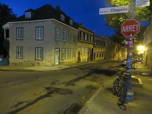 Rue de la Chapelle, Quebec City