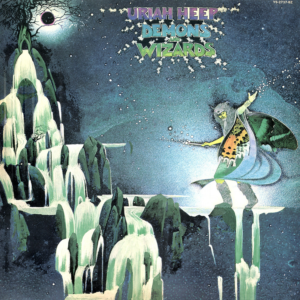 Uriah Heep - Demons