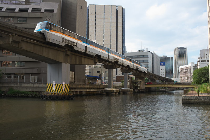 Tokyo Train Story 東京モノレール 2016年8月9日