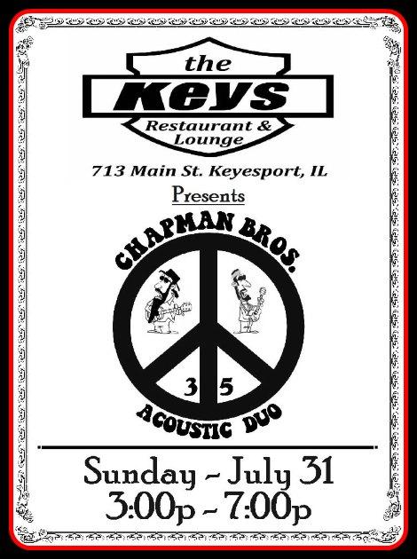 Chapman Brothers 7-31-16