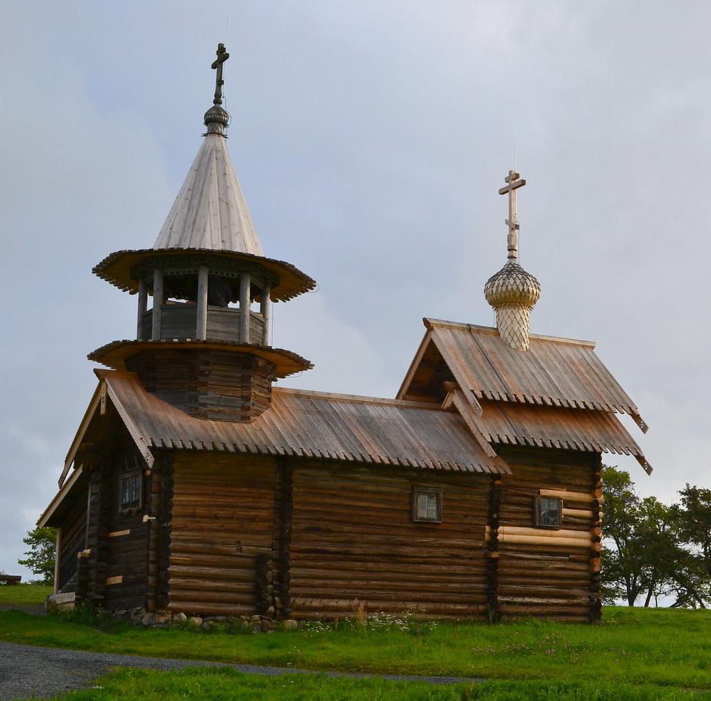 Kizhi Island - small church