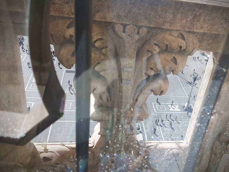 Milan Duomo View