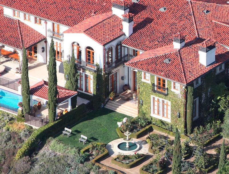Элитная недвижимость в Лос-Анджелесе Хайди Клум