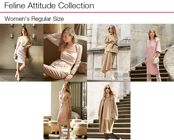 Feline Attitude Collection