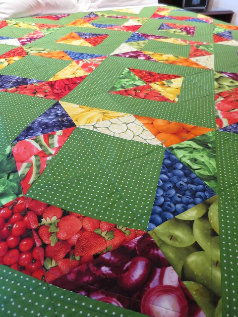 Farmers' Market quilt