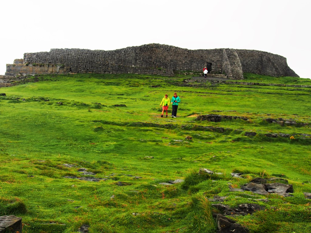 Dun Aonghasa, Inishmore, Aran Islands, Ireland