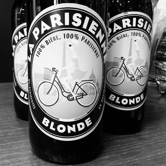 Score! @biereparisienne in #lesbatignolles ! #beer #biere #biereartisanale #sohipsterithurts #paris #chic