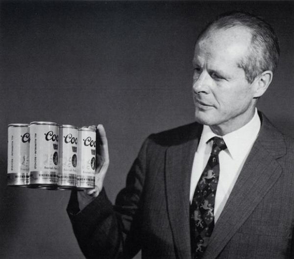 "Adolph Coors Iii Stock Photos And Pictures: Historic Beer Birthday: William K. ""Bill"" Coors"