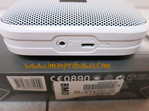 Review Philips BT 2500 Bluetooth Speaker 004