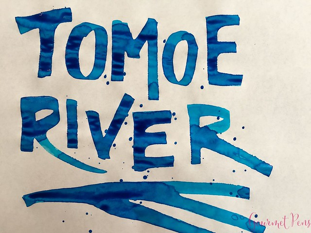 Review Tomoe River A4 Tablets Cream & White @GouletPens 4