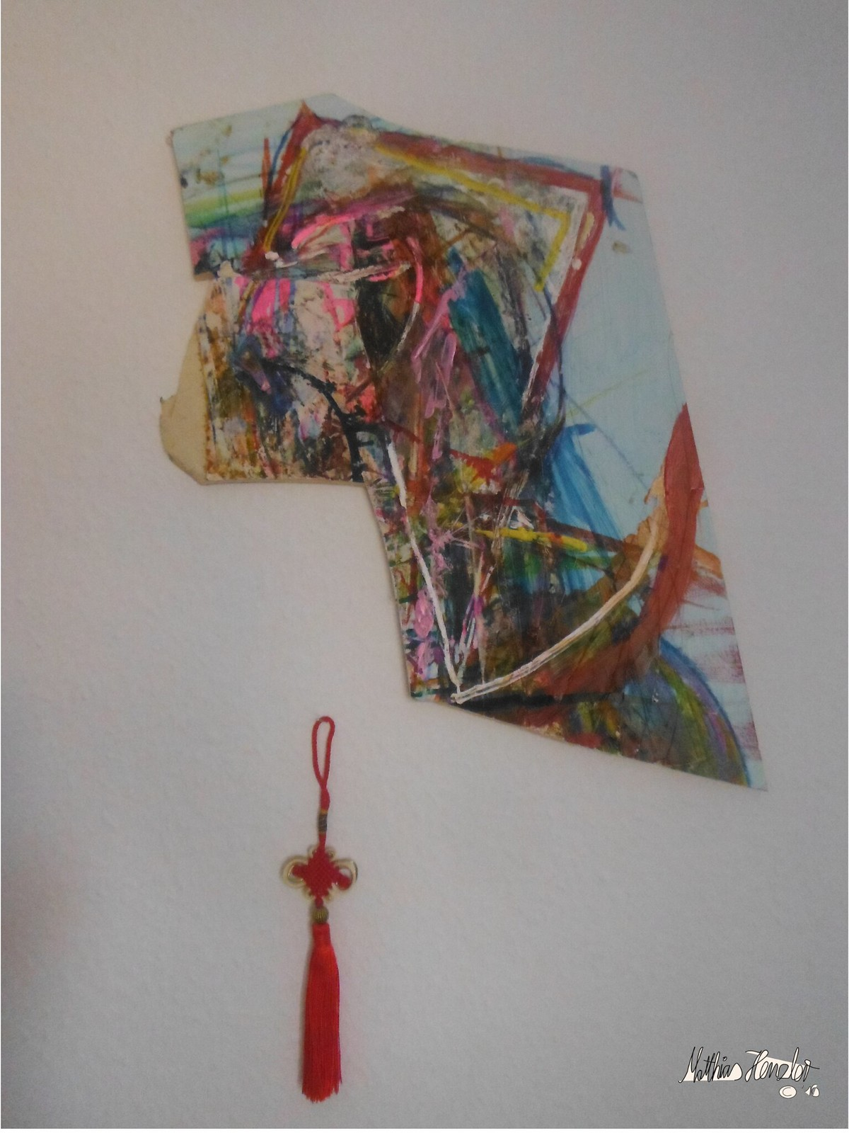 Glücks-, Vogel-, nahe, nähren | matthiashenzler.de | malerei
