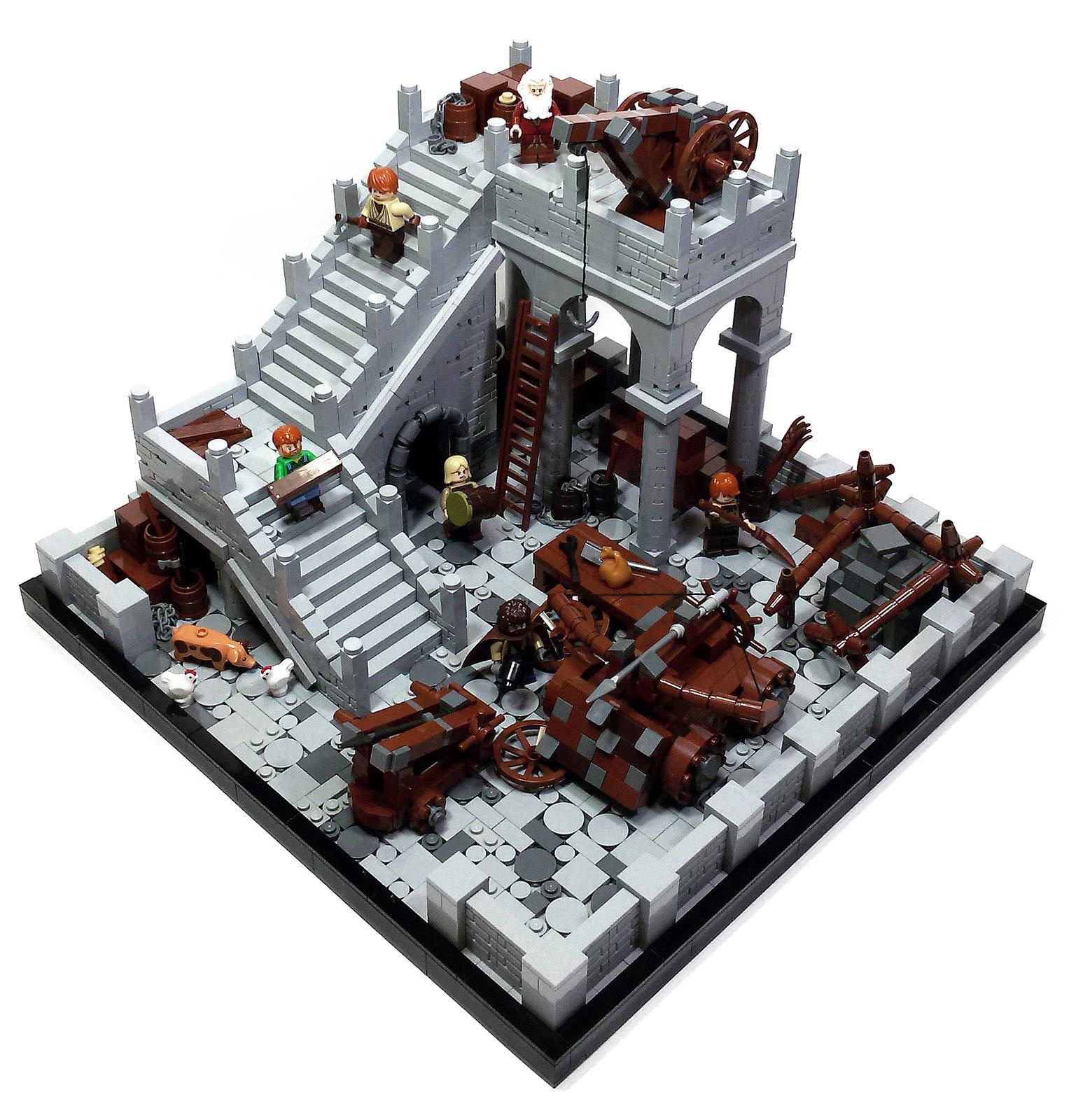 Siege Engine Factory