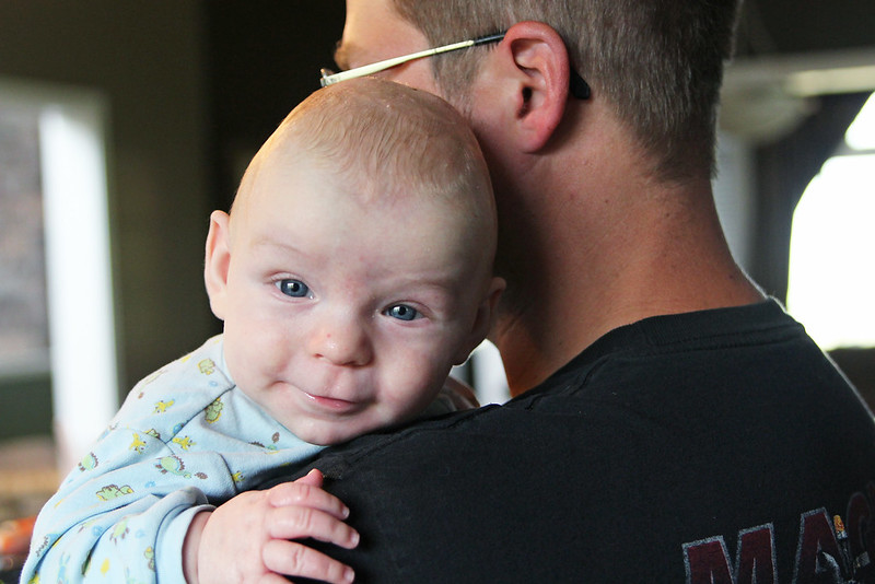 Jonathan & Daddy