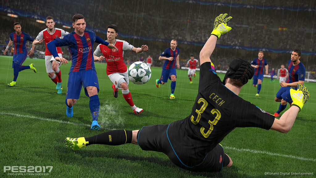 PES 2017 FC Barcelona