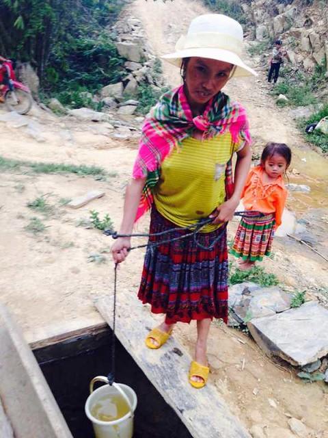 Đắc Lắc - NTCM Chung tay xây giếng sạch - Cư Pui - Krong Bông