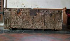 14th Century chest