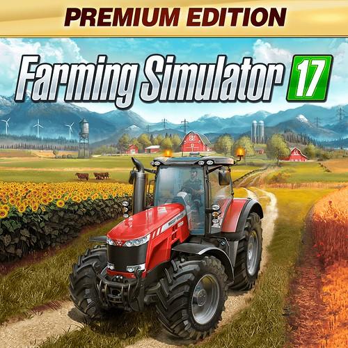 Farming Simulator 17 – Premium Edition