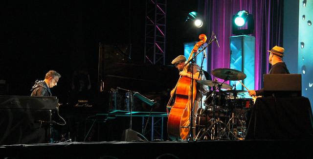 URI CAINE TRIO - 40º FESTIVAL INTERNACIONAL DE JAZZ DE GETXO