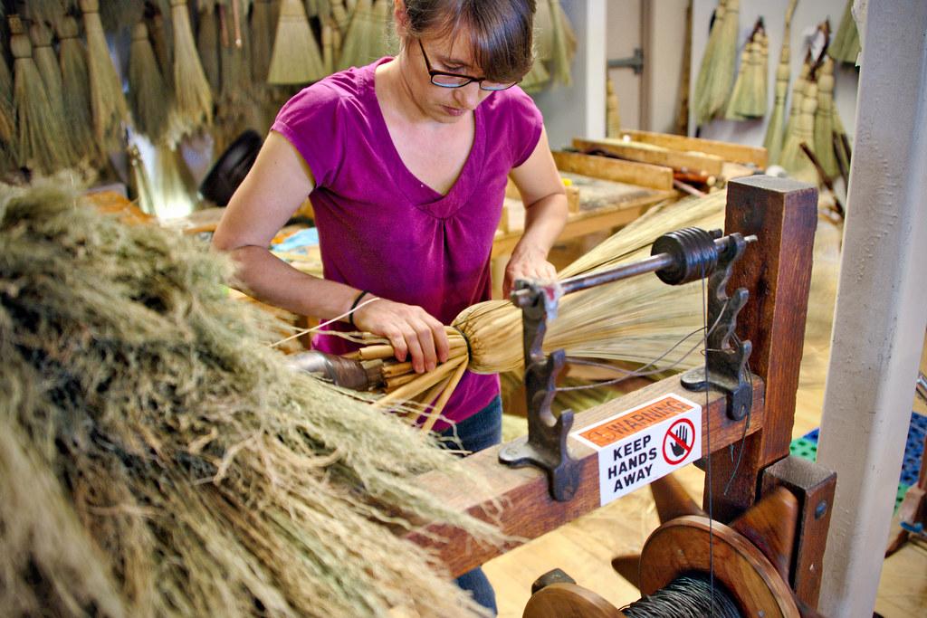 Making a Broom