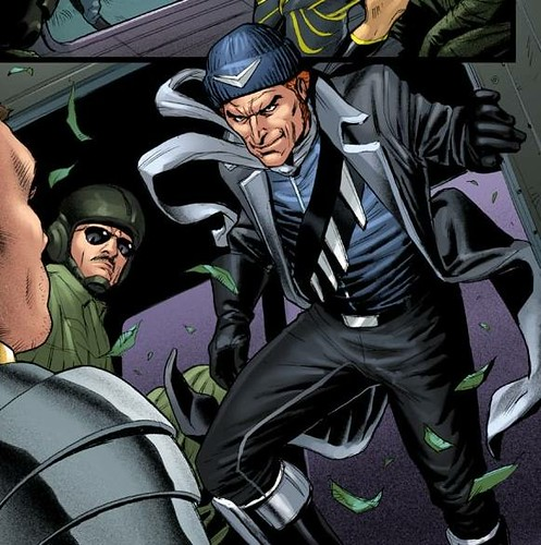Captain Boomerang 2