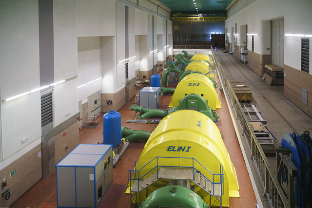 Kraftwerk Kaprun - Hauptstufe