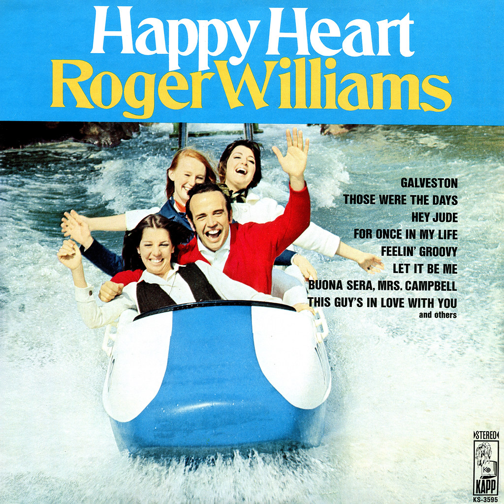 Roger Williams - Happy Heart