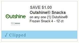 new outshine coupon