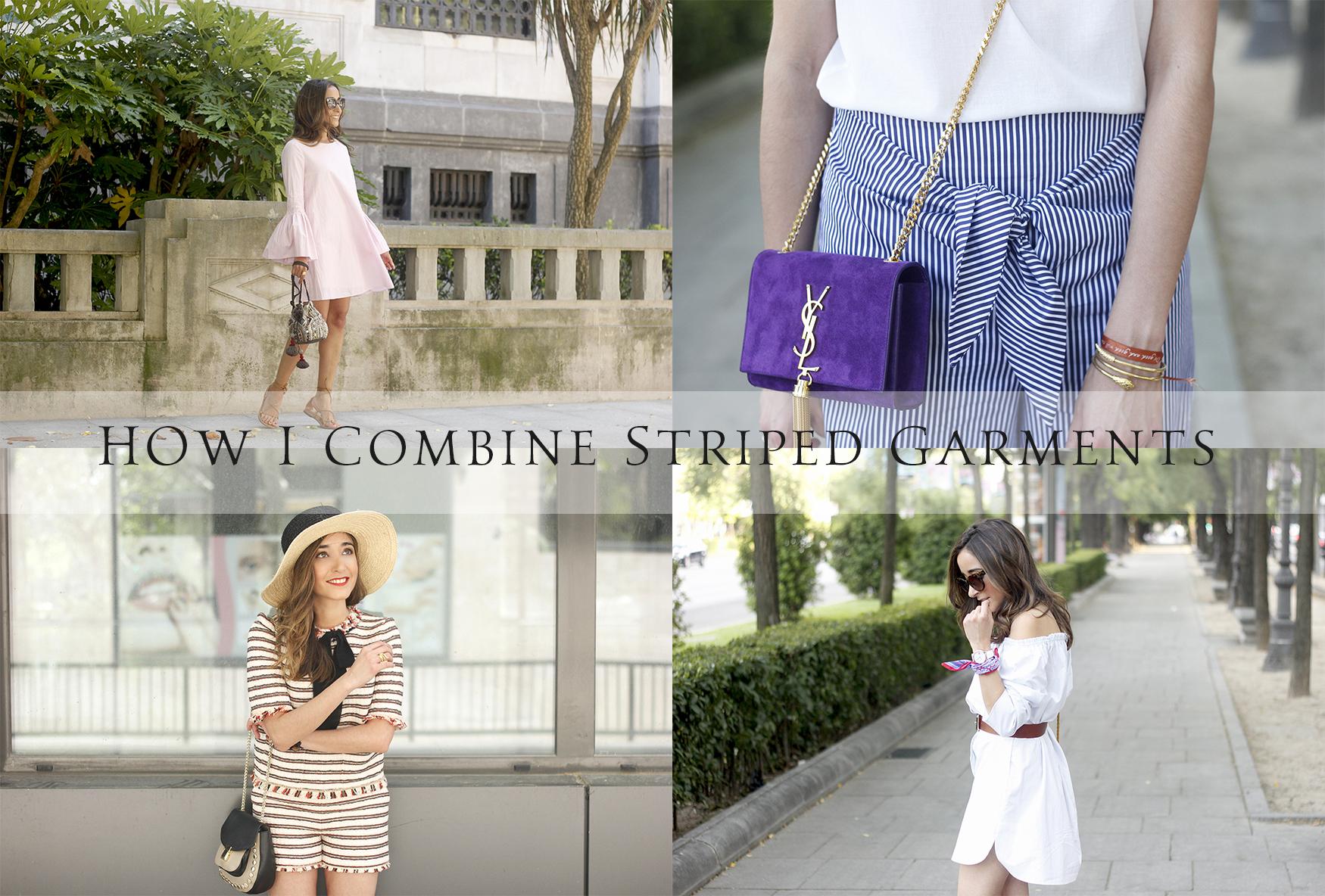 HOw I Combine Striped Garments