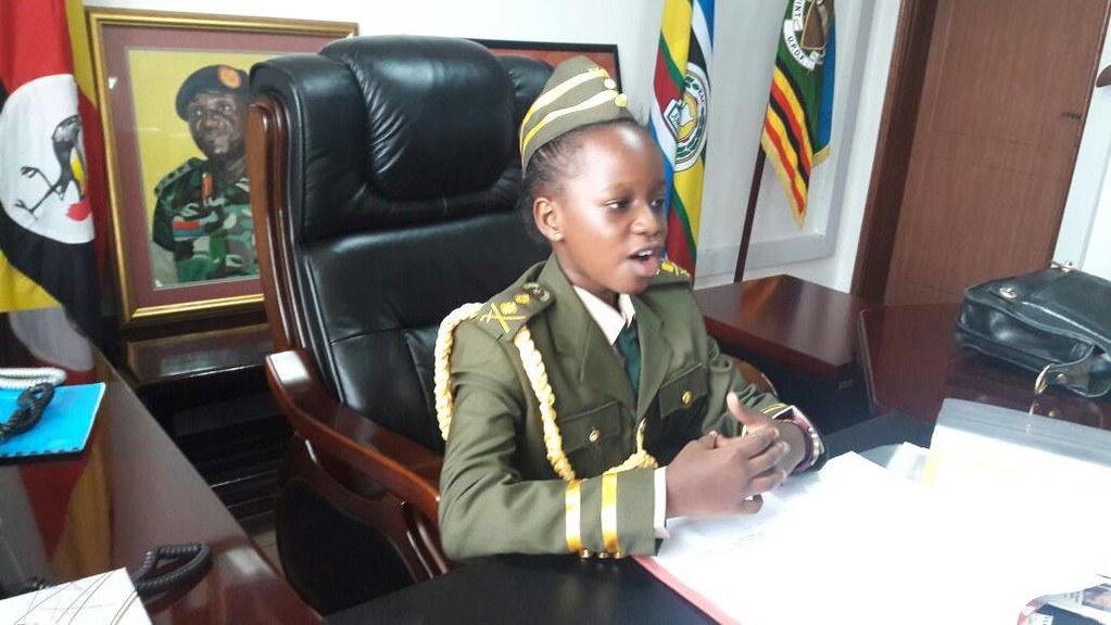 Uganda Army Chief 3