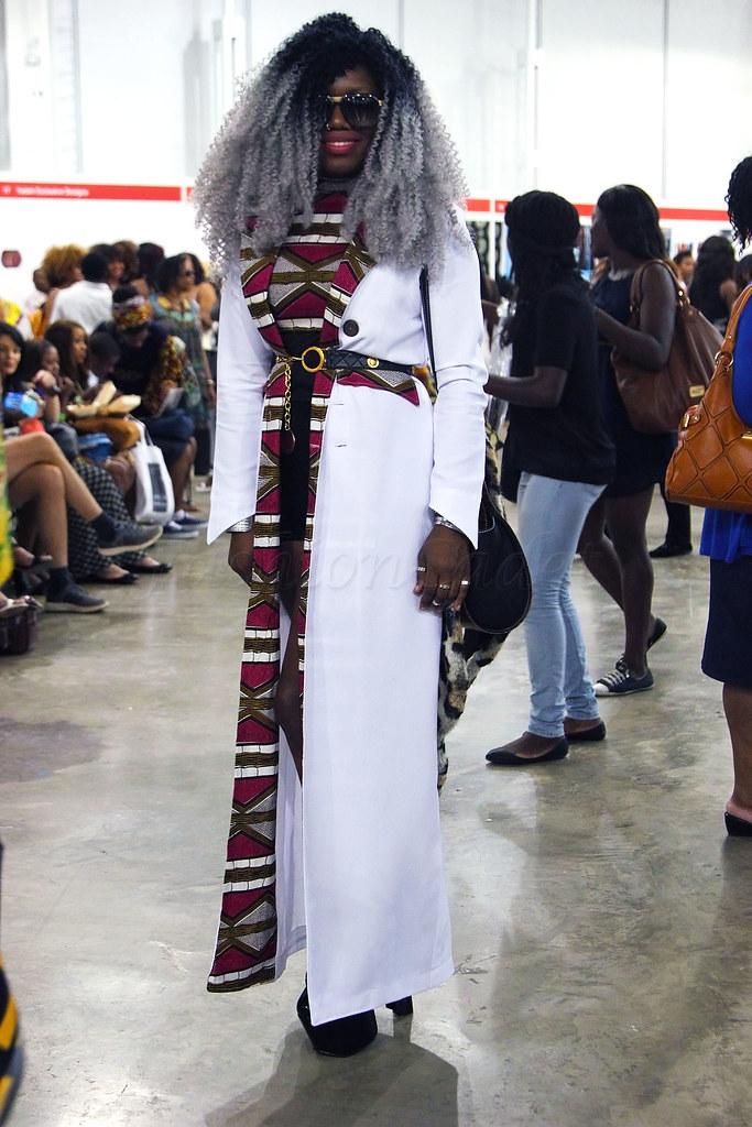 black-mixed-with-kitenge-ankara-African-print-mini-dress-with-black-and-kitenge-chitenge-ankara-African-print-long-coat-black-and-grey-white-curly-weave
