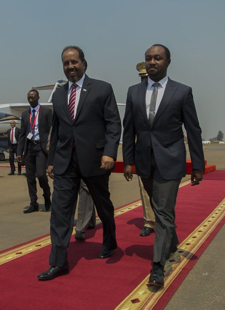 AU Somalia Mahmoud
