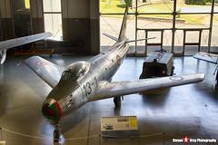MM19792 13-1 - 692 - Italian Air Force - Canadair CL-13 Sabre 4 - Italian Air Force Museum Vigna di Valle, Italy - 160614 - Steven Gray - IMG_0955_HDR