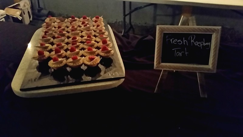 RWB Barre After Hours Fresh Raspberry Tarte