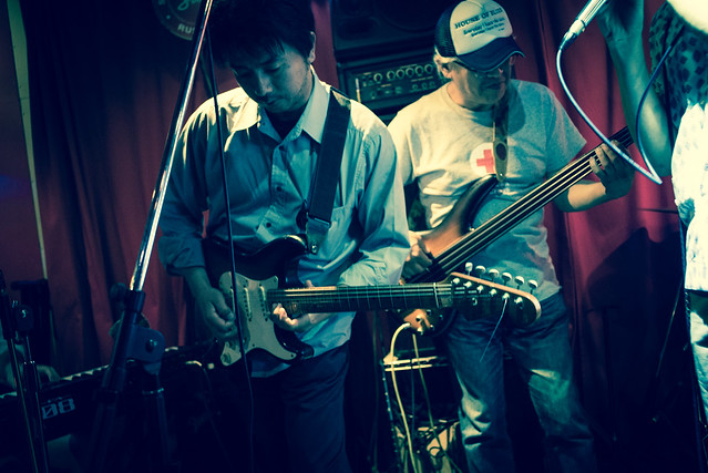 T.G.I.F. Blues Session at Terraplane, Tokyo, 09 Sep 2016 -00194