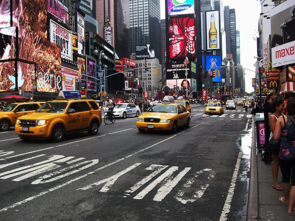 10 Times square