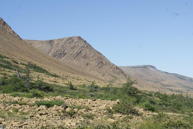 Tablelands Peaks