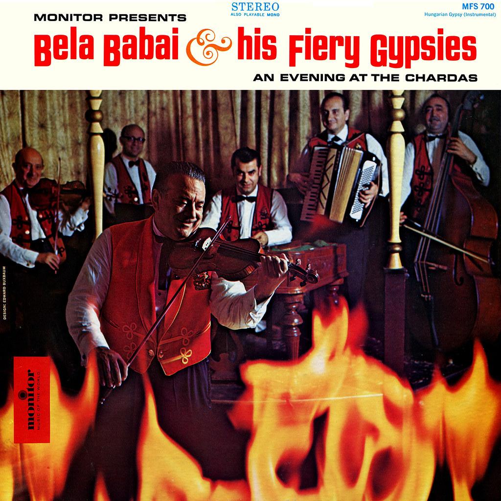 Bela Babai - An Evening at the Chardas