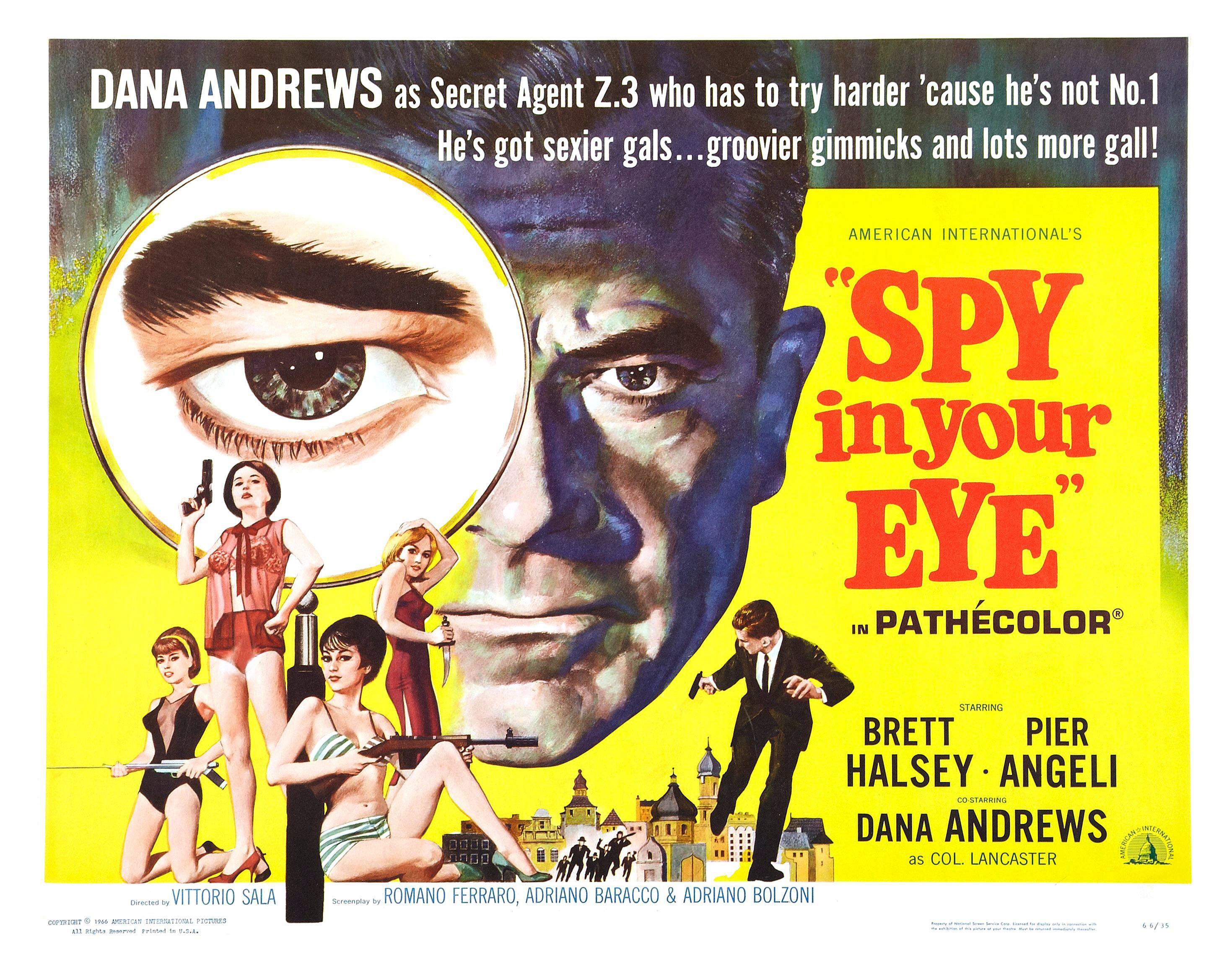 Spy in Your Eye (1965)