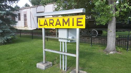 Laramie Railroad Park