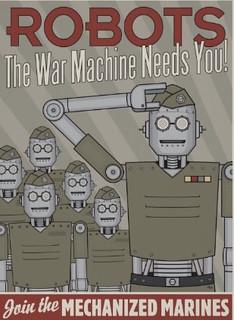 vintage_art_roboter_militar_propaganda_poster
