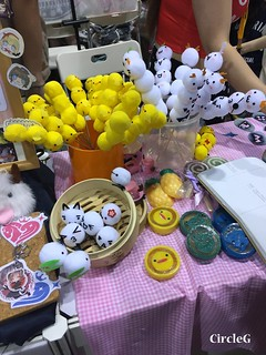 CIRCLEG 香港 遊記 灣仔 香港動漫電玩節 一支筆工作室 BOARDGAME WALKER 落單熊 2016 創天綜合同人祭 CREATIVE PARADISE  (24)