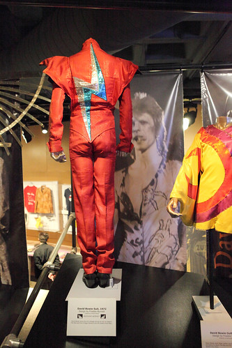 David Bowie's Outfit