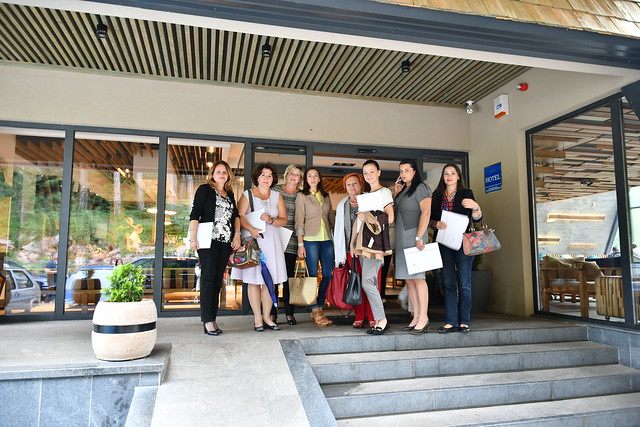 Radni dogovor s članicama Kluba Parlamentarki Predstavničkog doma FBiH