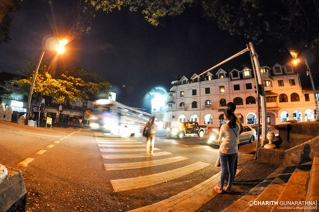 Kandy at Night