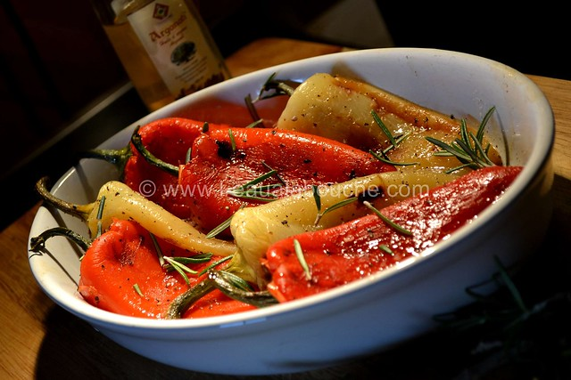 Poivrons Grillés à la Plancha © Ana Luthi Tous droits réservés 006