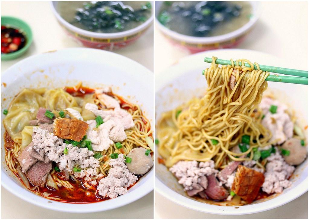 Michelin Bib Gourmand: Tai Hwa Pork Noodle Bak Chor Mee