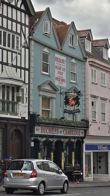 Duchess of Cambridge Pub Windsor