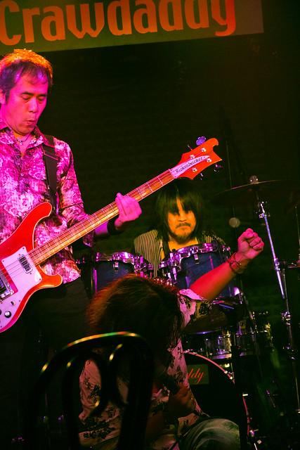 Molten Gold live at Crawdaddy Club, Tokyo, 10 Sep 2016 -00048