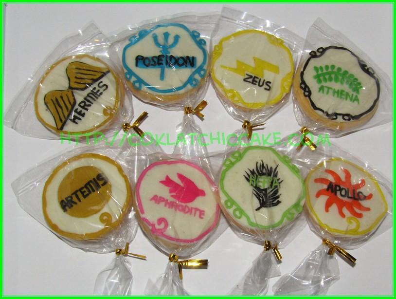 Cookies Dewa Dewi