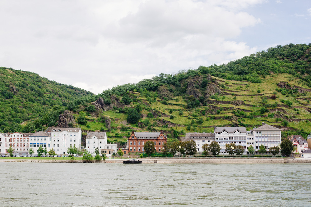 Our Inflatable Home, Rhine